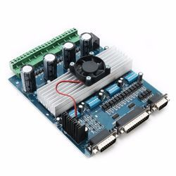 CNC 4 Axis Controller DSP Controlled - TB6560 Stepper Motor