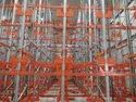 Cold Storage Rack