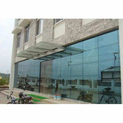 Facade Safety Laminated Glass