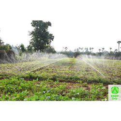 Spray Irrigation Kit - 1000 Sqm - 1/4 Acre