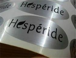 Aluminium Foil Sticker & Label