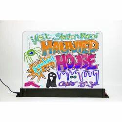 Acrylic Digital Drawing Board