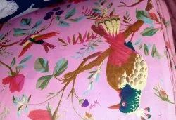 For Kurti And Garment Use Ds03 Printed Cotton Fabric