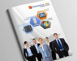 Brochure Cover Page Design Service