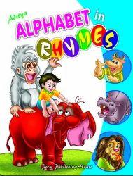 Aditya Alphabet In Rhymes Book