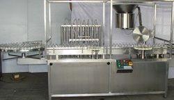 Automatic Six Head Vial Liquid Filling Machine