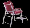 Mayuri Leather Parlour Chair