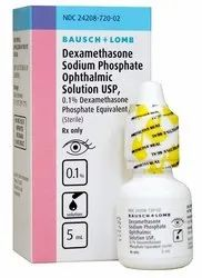 Dexamethasone Eye Drops 5 Ml