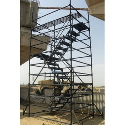 Scaffolding Tower Staircase