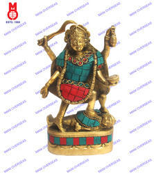 Kali Standing W/Out Ring W/Stone Statues