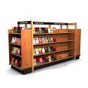 Book Display Gondola