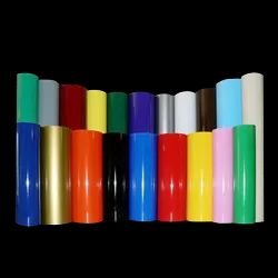 Garment heat transfer  Vinyl Films