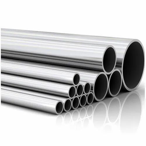Sumet Products Round SS Pipes SS-304 and SS-316L