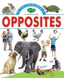 My First Book Opposites