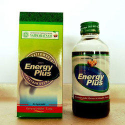 Energy Plus Liquid Syrup 200 Ml