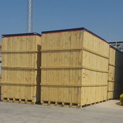 Heavy Duty Plywood Box, Usage : Industrial Packaging