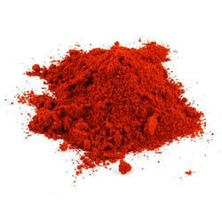 Red Satin Holi Color