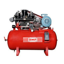 Two Stage Three Cylinder Air Compressors