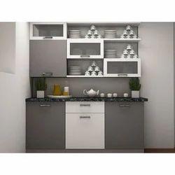 Kitchen Crockery Cabinet At Rs 1150 Square Feet À¤• À¤° À¤•à¤° À¤¯ À¤¨ À¤Ÿ Sharda Steel House Pune Id 16796482391