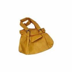 Plain Shoulder bag Girls Designer Synthetic Leather Bag