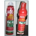 Aerosol Type Fire Extinguishers