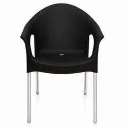 Novela 09 Plastic Chair With Arms
