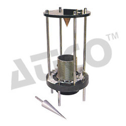 Cone Drop Test Apparatus