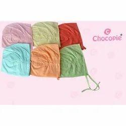 Infant Cotton Colored Caps