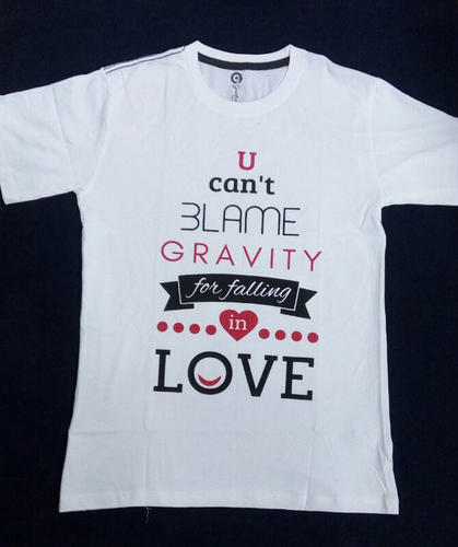 T-shirts Funny Quotes Printed at Rs 160 /piece | Mens Printed T ...