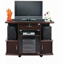 Mdf Board, Green Wood Free Unit Brown Wooden TV Cabinet