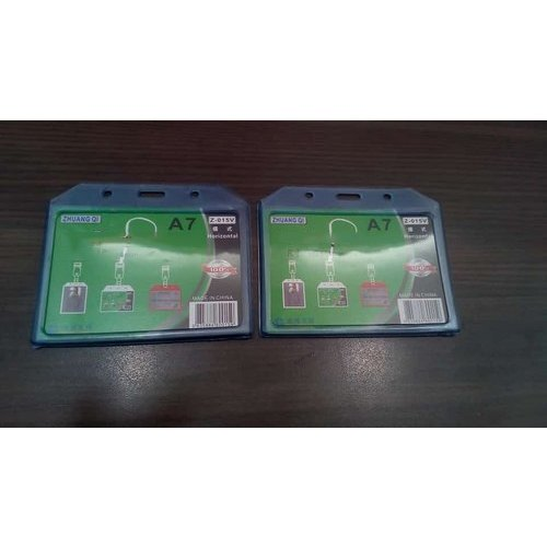 T015H and T015V Soft Card Holder