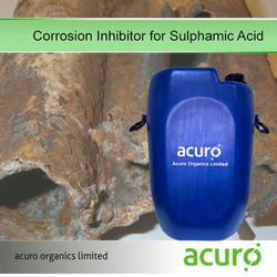 Corrosion Inhibitor for Sulphamic Acid