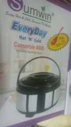 Hot And Cold Casserole