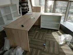 Plywood Wooden Office Furniture
