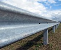 W-Beam & 'Thrie' Beam Metal Crash Barrier