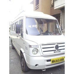 13 Seater Tempo Traveller Rental