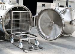 Horizontal Retort  Food Processing Machines