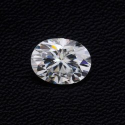 DEF Color Loose Moissanite Oval Cut