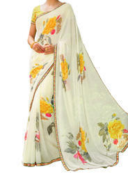 Laxmipati New Georgette Designer Saree