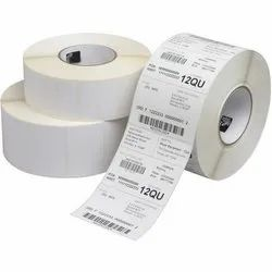 Adhesive Label Polyester Barcode Labels, for Packaging