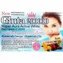 Gluta 200000mg Softgels, Packaging Type: Bottle