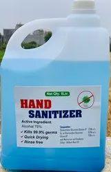 Hand Sanitizer 5 Ltrs