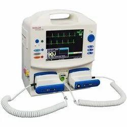 Schiller Defibrillators