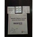 Amoxycillin Potassium Clavulanate & Lactic Acid Bacillus Tablets, Packaging Type: Box