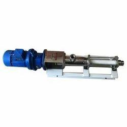 Close Coupled Screw Pump