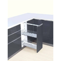 Two Shelf Pull Out Storage