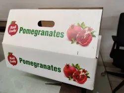 Pomegranates Export Box