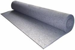 Grey Pressed Wool Felt Sheet