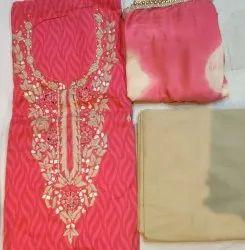 Reena Cotton Embroidery Salwar Suit