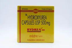 Hydrea 500Mg Capsules
